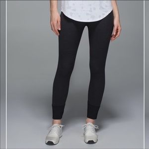 Lululemon Ebb To Street Pants Legging 12